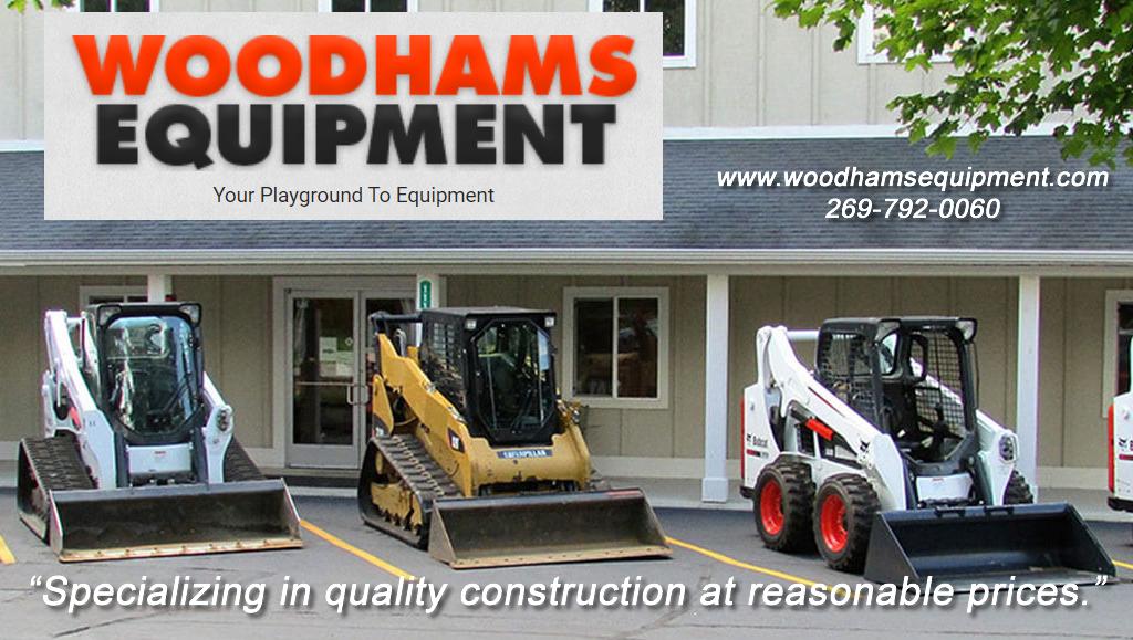 Woodham's Equipment